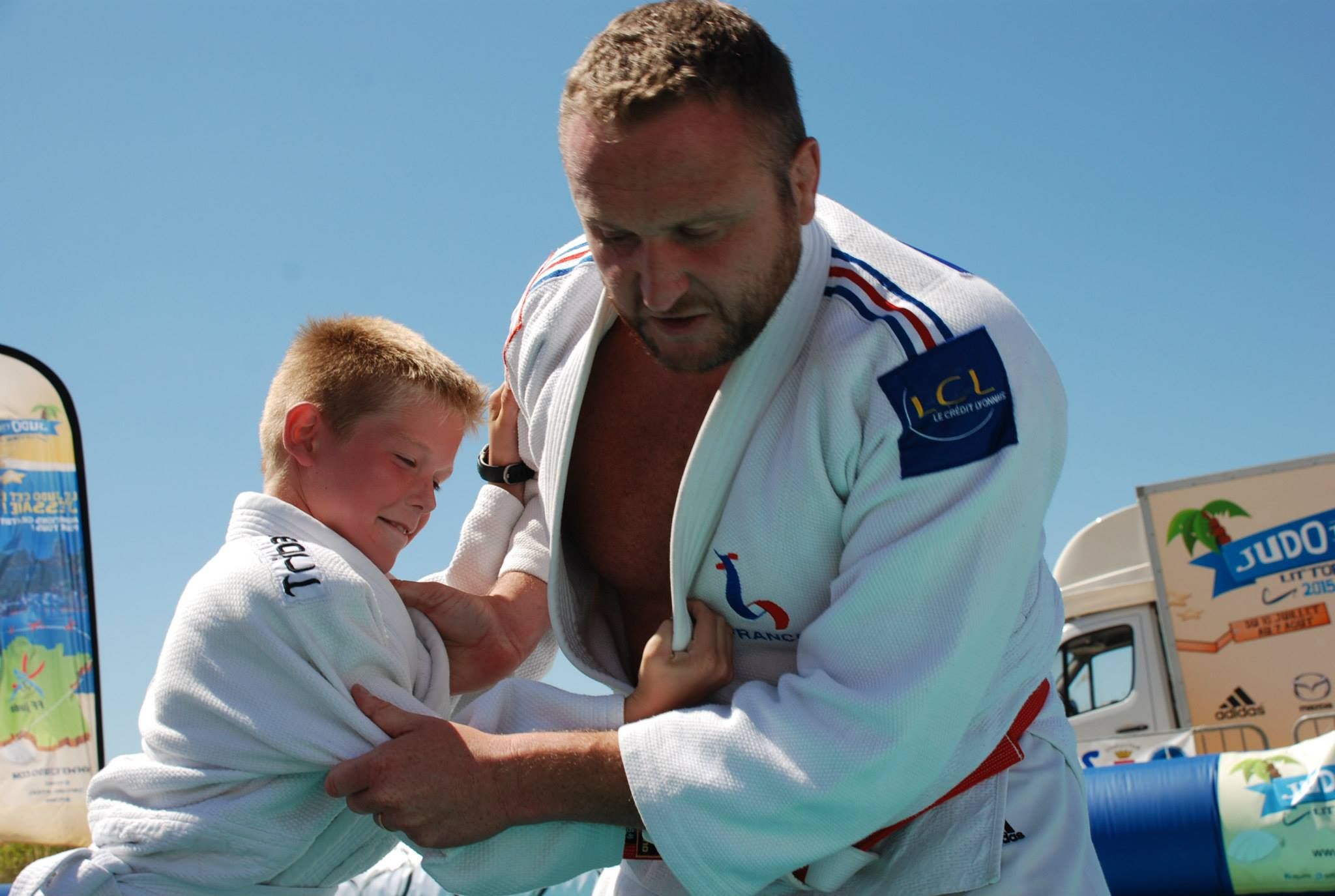 Judo Littoral Tour