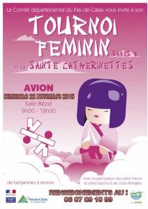 Tournoi Féminin de la Sainte Catherine