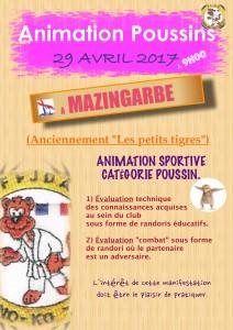 Rencontre Poussins ( Anciennement Trophée des petits tigres) @ Mazingarbe  | Mazingarbe | Hauts-de-France | France