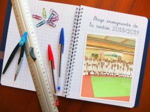 Stage enseignants de la rentrée 2018/2019 @ Dojo Pierre DEBERLES | Avion | Hauts-de-France | France