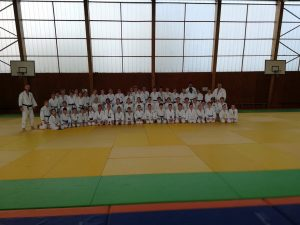 Entraînement judo et personnes en situation de handicap @ Saint Nicolas les Arras