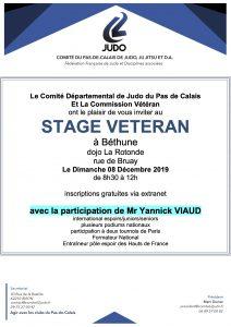 Stage Vétérans @ Béthune
