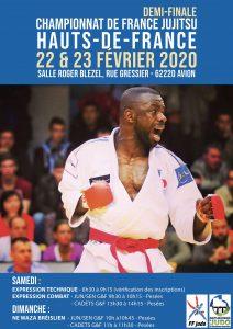 ½ Finale Jujitsu  Hauts-de-France